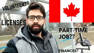 First MONTH in CANADA | Important things to know