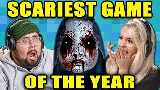 Scariest Game of the Year | Visage (React: Gaming)