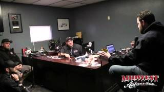 The Chief And Shawn Show Episode 16 Feat. Kamikaze