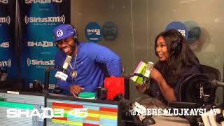 DJ Kayslay interviews King Bless live on Shade45