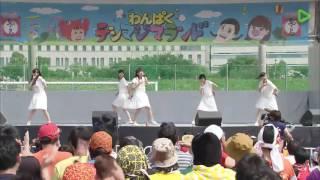 【桜エビ〜ず】「えびぞりダイアモンド!!」(16/8/13@桃神祭)