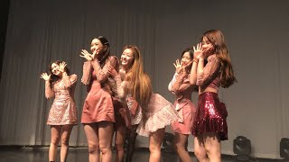 190120 Oh My Girl (오마이걸) - First US Tour @ Park West: Chicago, Illinois  [FULL CONCERT] *FRONT ROW*
