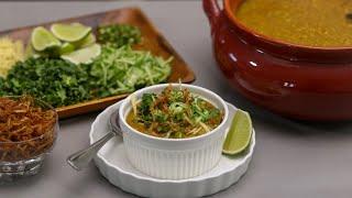 মুরগির হালীম | চিকেন হালীম | Chicken Haleem | Mama Haleem | Bangladeshi Halim Recipe | Halim