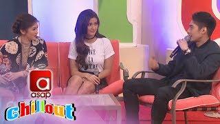 ASAP Chillout: Enrique's reaction on Liza as Darna
