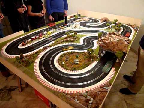 Slot Cars Mini-Track NINCO Digital (180cmx250cm)