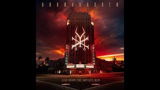 Soundgarden to release Soundgarden: Live From The Artists Den .. live performances..!