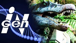 LOS RECINTOS SECRETOS DE INGEN! EXPLORA JURASSIC PARK JURASSIC DREAM JURASSIC WORLD