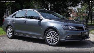 Volkswagen Jetta 2017 - Roda Pusing Review