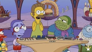 The Simpsons - INSIDE OUT PARODY
