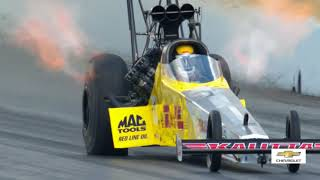 NHRA 101: Top Fuel dragster wings