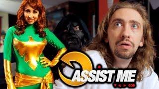 ASSIST ME! Feat. Phoenix: Part 1 (Ultimate Marvel vs Capcom 3 Tutorial/Parody)