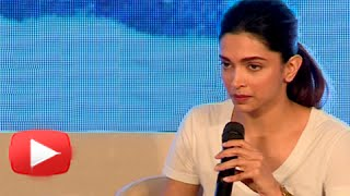Deepika Padukone In Tears While Talking About Depression | Live Love Laugh Launch