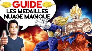 GUIDE : les médailles NUAGE MAGIQUE - DOKKAN BATTLE