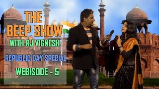 The Beep Show | Season 1- Bs#5 | Republic Day Special | Smile Web Radio Plus