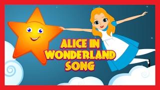 TWINKLE TWINKLE - ALICE IN WONDERLAND VERSION    Rhymes And Songs For Kids