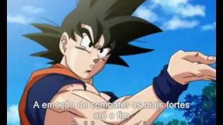 Opening Dragon Ball Kai portugues