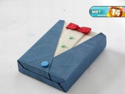 Идеи упаковки подарков для мужчин