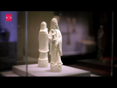 [ACM] Christianity in Asia: Virgin and Child