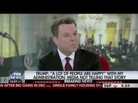 Fox News Shepard Smith Goes Off on President Trump We Are Not Fools