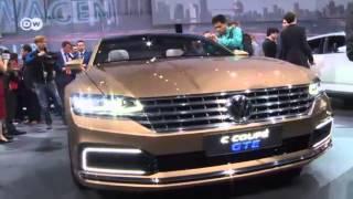 معرض شنغهاي للسيارات 2015 | عالم السرعة
