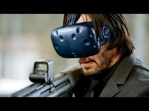 VR John Wick Game (HTC Vive)