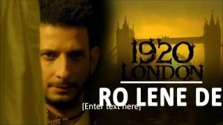 RO LENE DE | 1920 LONDON | AUDIO SONG