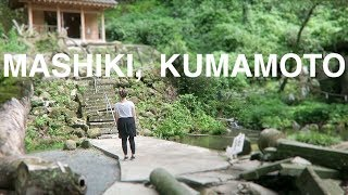 Visiting Kumamoto a Year After the Earthquake