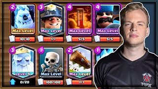 Clash Royale - 2.3 CYCLE DECK! Super Fast