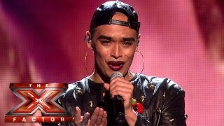 Seann Miley Moore sings for survival | Week 2 Results | The X Factor 2015