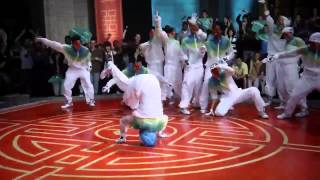 Step Up 3D - Pirates vs Gwai Dance Scene