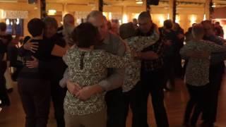 Tallparkens onsdagsdans live den 15 mars 2017 musik Romelebandet