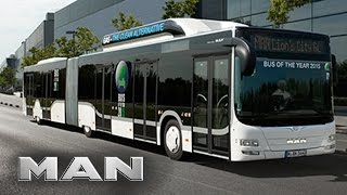 MAN Lion´s City GL CNG – Bus of the Year 2015
