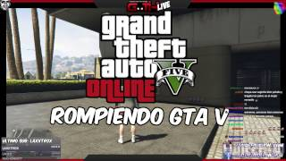 REVENTANDO GTA V CON EL BESTIA!! hdgothMLG :D