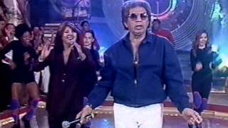 Roberta Miranda e Reginaldo Rossi cantando