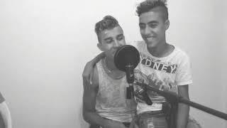 3yit sabr الشاب يوسف و الشاب اسامة يبدعون بالاغنية الرومانسية للشاب العجال  شابان مغربيان