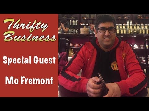 Thrifty Business Season 5 Episode #1 Learning New Products With Mo Fremont