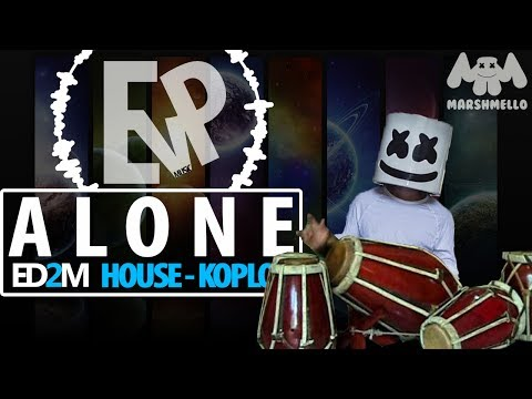 Marshmello - Alone (Versi Koplo) | [EvP REMIX]