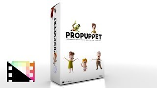ProPuppet - Professional Puppet Animation Tools in FCPX from Pixel Film Studios