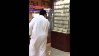 Funny vedio of arabic person