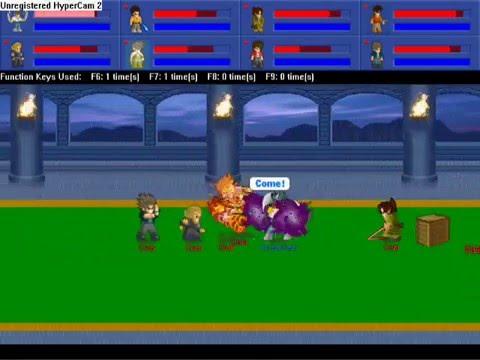 Little Fighter Alpha Liso vs 7