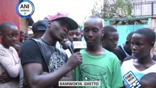 ANI ASINGA- Ghetto yomu Kisenyi ne Ghetto ye Kamwokya