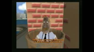 Inspector Gadget: Mad Robots Invasion (PS2) - Escena de Introducción en español