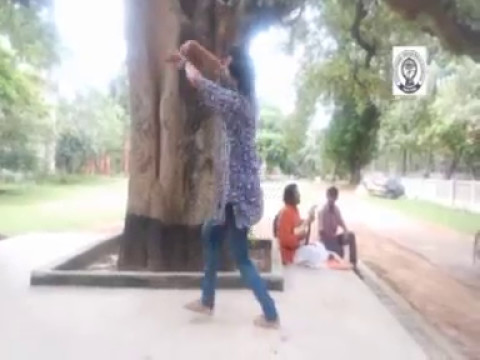 Xxx Mp4 Rudrayan Ganguly S Dance Following A Tagore Song In Baul Genre At Visva Bharati Santiniketan 3gp Sex