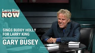 Gary Busey & Buddy Holly: Gary Busey Sings for Larry