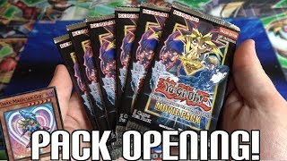MOVIE DARK MAGICIAN & BLUE-EYES CARDS! - Yugioh The Dark Side of Dimensions Movie Pack Opening x6