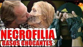 OS CASOS MAIS CHOCANTES DE NECROFILIA - R.A Vlog