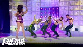 'Category Is...TBT' ft. Peppermint, Sasha, Trinity & Shea 👯♀️ | RuPaul's Drag Race Season 9