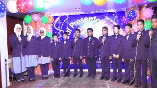 Song I Am A Muslim In Annual Day 2016 By Wisdom Students