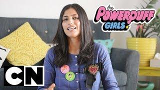 The Powerpuff Girls | POW-fect Girl: Actor Kubbra Sait | Cartoon Network