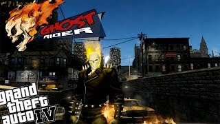 GTA IV LCPDFR Ghost Rider Mod Police Patrol - Episode 12 - Busy Day